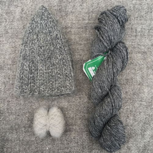 "Kit: ""Signal Rock"" hat - Solid Rock"